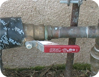 Picture of a Ball Valve