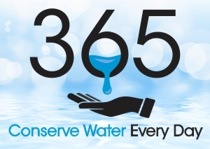 365 Conserve Water Everyday